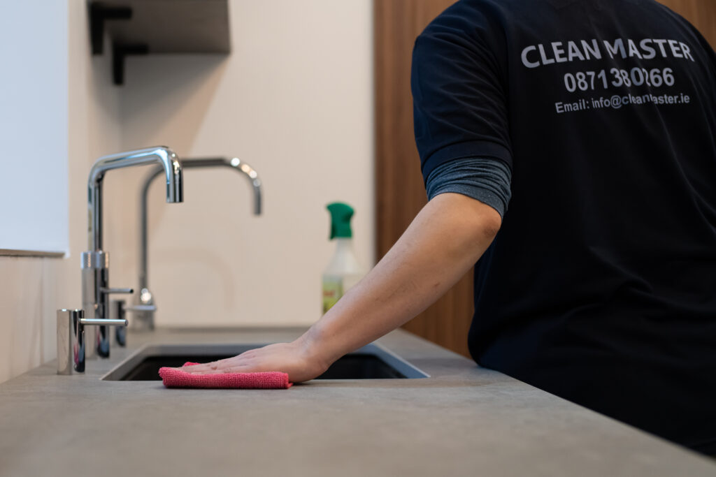 kitchen cleaning service in Kilkenny